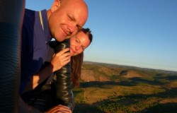 Voo de balão de ar quente Algarve