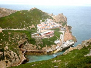 Boat tour of the Berlengas Islands