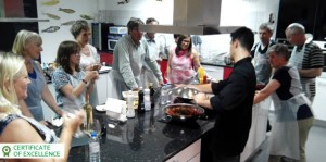 Cooking workshop Lisbon