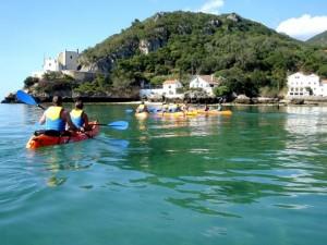Kayaking Arrabida, Sesimbra