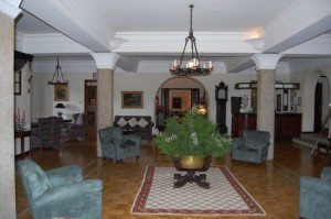 Hotel Urgeiriça, Nelas, center of the Dão region
