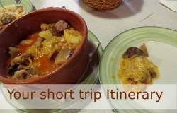 Travel Portugal Itinerary – A short trip starting in Lisbon