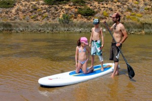 Paddle boarding for Families, Algarve