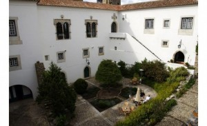 Pousada Castle of Obidos, historical hotel
