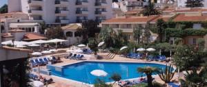 Tivoli hotel, Lagos, Algarve