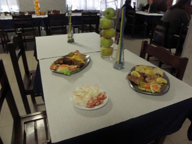 O Restaurante Cantinho Brasileiro, Portalegre, Ponte de Sôr
