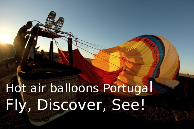 Ballooning in Portugal