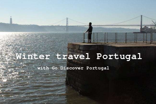 Winter travel Portugal eith Go Discover Portugal