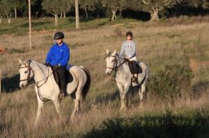 Passeios a cavalo na montanha, Setúbal