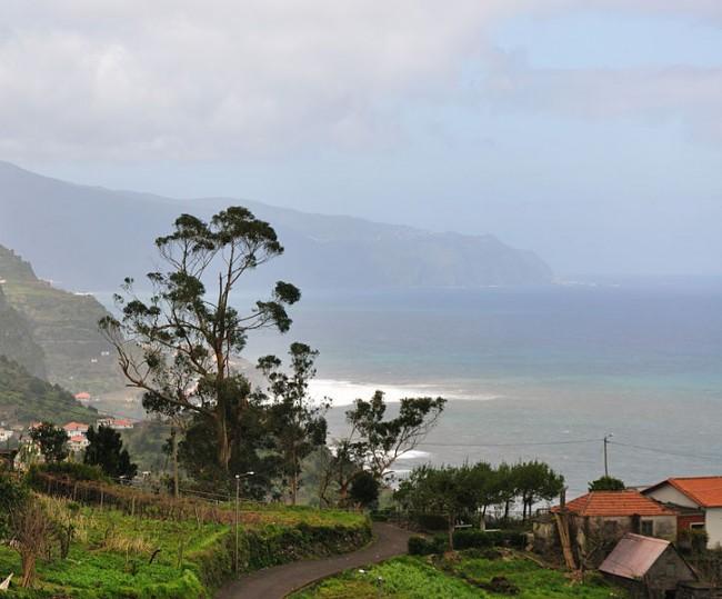 Trekking Sao Jorge Madeira