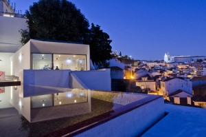 Memmo hotel, Alfama, Lisbon