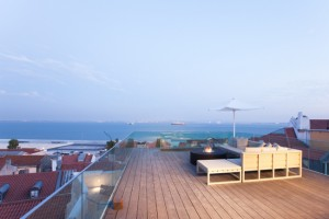 Memmo Hotel Alfama, Lisbon