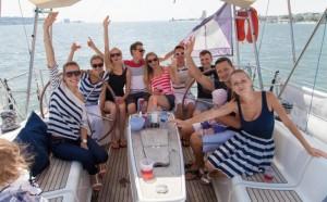 Sailing boat cruises of Lisbon
