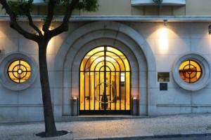 Britania boutique hotel, Avenida Liberdade, Lisbon