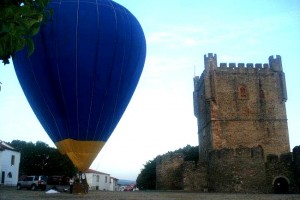 Hot air Balloon rides, Braganca, North Portugal