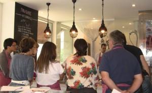 Portuguese cooking lessons Lisbon