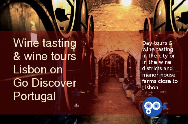 Wine tasting & wine tours Lisbon