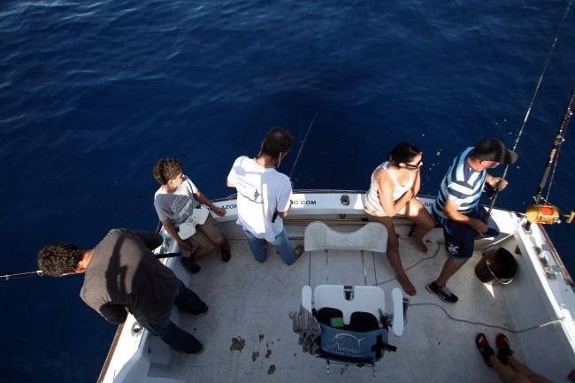 Deep sea fishing and boat trips azores go discover for Deep sea fishing trips near me