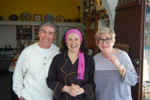 Cooking at Sofia's house – Portuguese cooking workshops in Evora