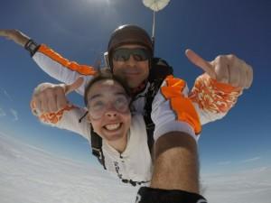 Tandem Skydive at 5000M, Beja, Alentejo