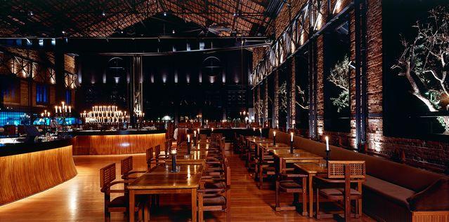Kais restaurant, Lisbon
