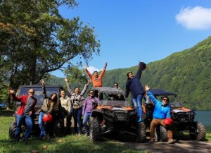 Buggy Kart and quad bike tours, Azores