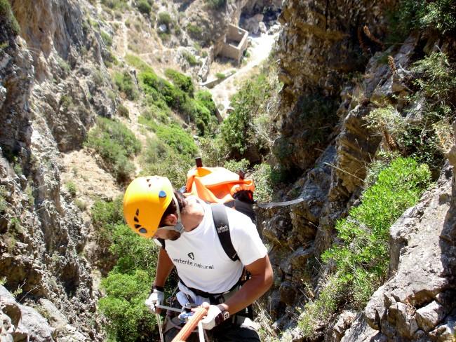 Rock climbing Arrabida