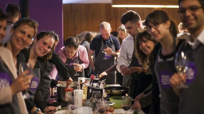 Team building cooking experiences, Lisbon