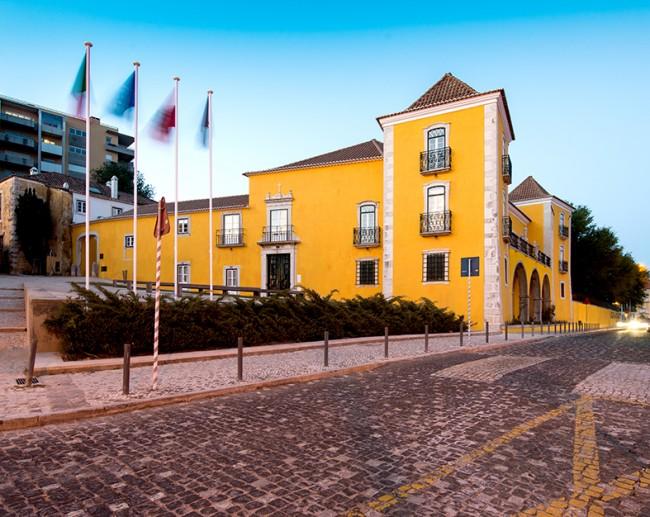 Palacio dos Arcos hotel