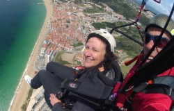 Tandem Paragliding Central Portugal