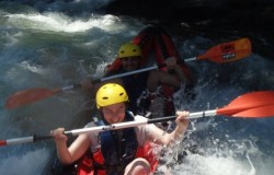 Canoeing and rafting