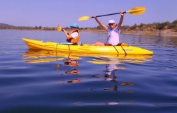 Kayaking tours for groups, Alqueva