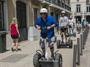 Lisbon Tuk / Segway and Electrical bike tours