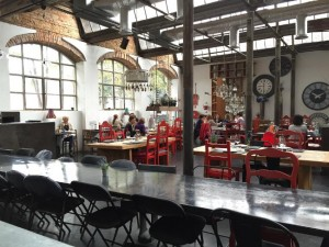 1300 Taberna restaurant,  LX Factory, Lisbon