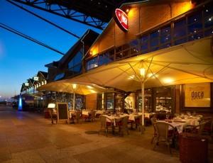 Doca Peixe restaurant, Lisbon