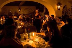 A Severa Fado restaurante, Lisboa