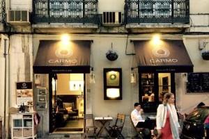 Carmo restaurant, Lisbon