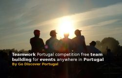 Effective teamwork team building activities by Go Discover Portugal