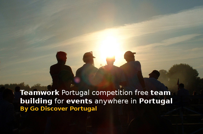 Teamwork Team building Portugal