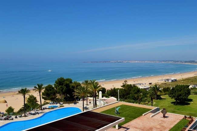 Alvor Praia beach & golf resort