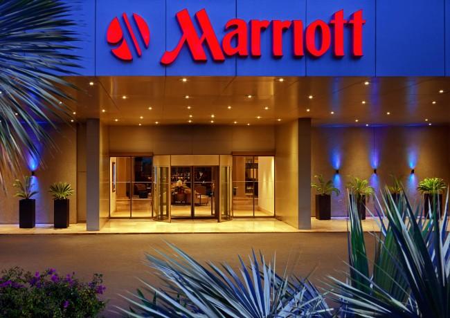 Marriott 4 star business hotel, Lisbon