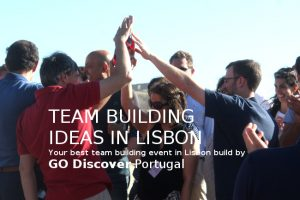 Team building in Lisbon