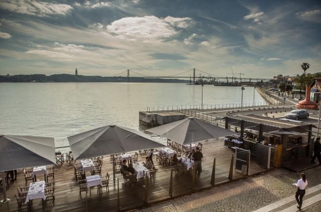 Monte Mar restaurant Lisbon