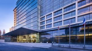 Sheraton, 5 star, leading conferencing hotel, Porto