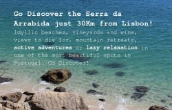The Arrabida, Activities, landscapes and ideas