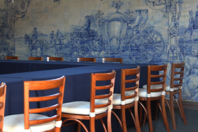 Sala dos Azulejos, Event space at Monte da Ravasqueira