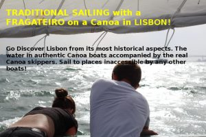 Traditional Sailing on the Tagus river, Lisbon