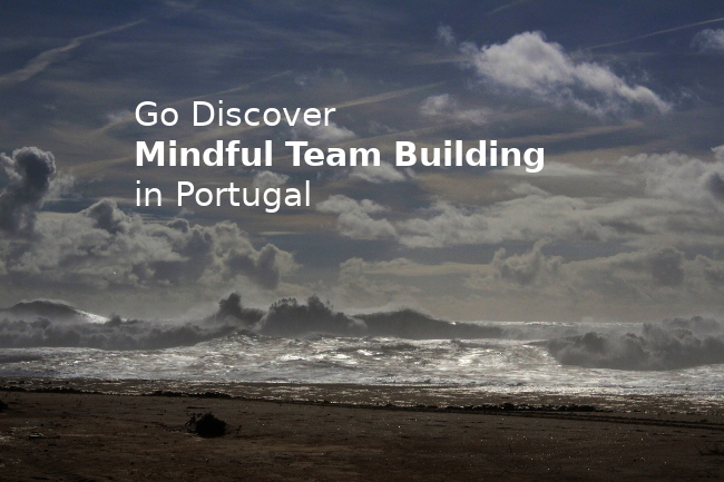 Go Discover mindful Team building