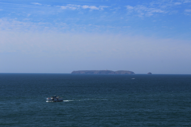 View of the Berlengas islands