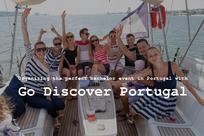 Organizing bachelor event in Portugal